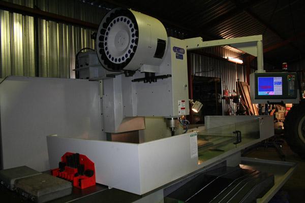 tool making machine