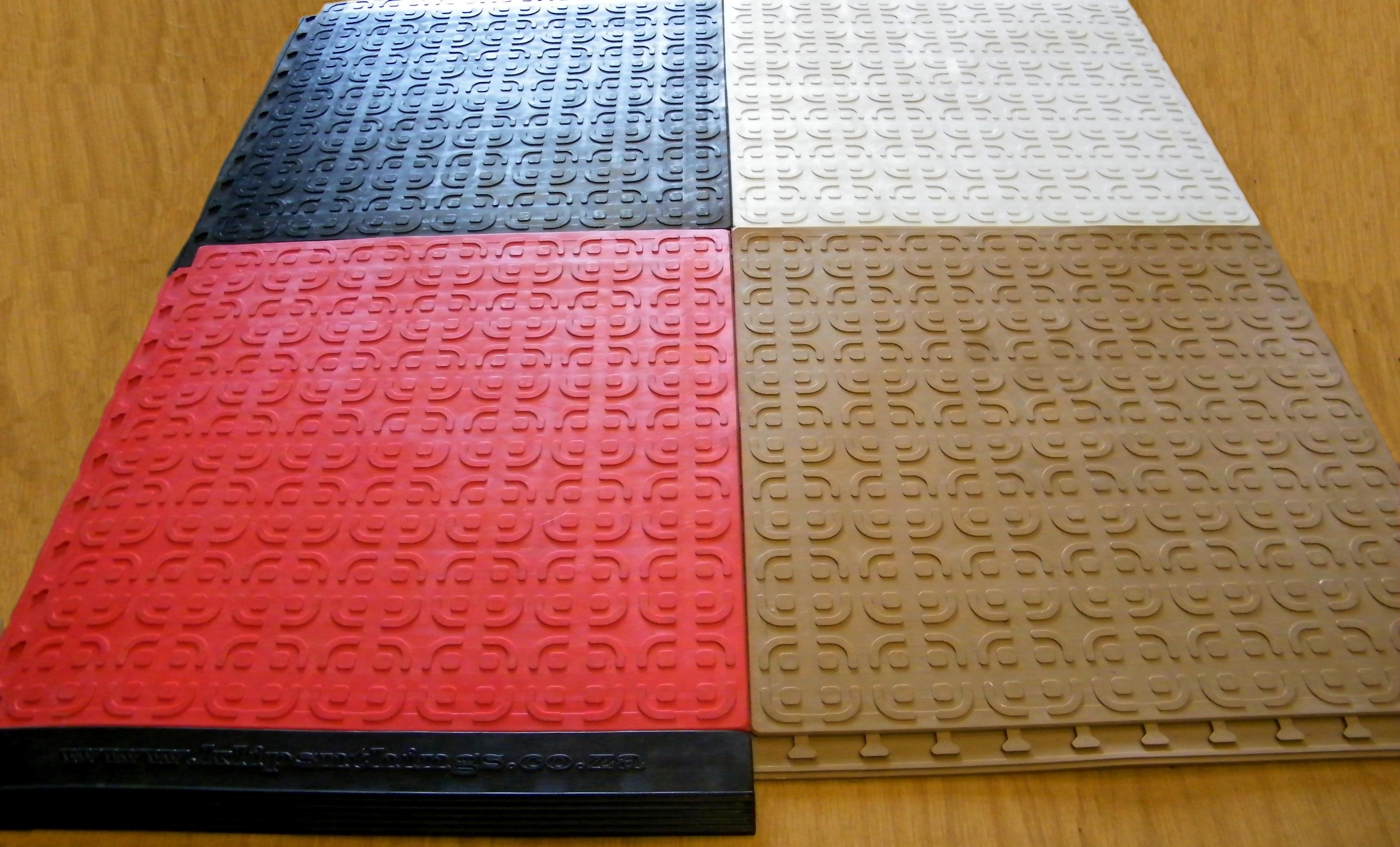 factory floor tiles. Black Bedroom Furniture Sets. Home Design Ideas